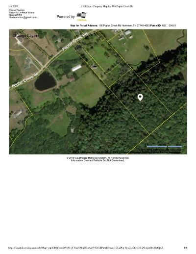 Residential Lots & Land For Sale: 186 Poplar Creek Rd
