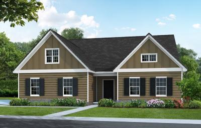 Oak Ridge Single Family Home For Sale: 128 E Westcott Overlook