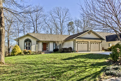 Loudon Single Family Home Pending - Continue To Show: 304 Saligugi Lane