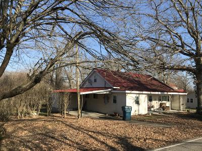 Crossville Single Family Home For Sale: 248 North St