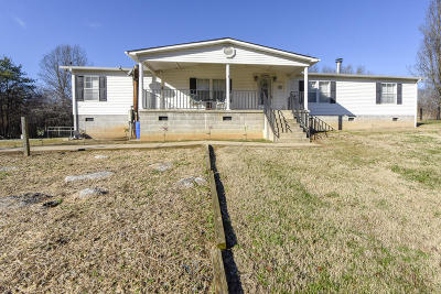 Strawberry Plains Single Family Home For Sale: 2452 West Old Andrew Johnson Highwa