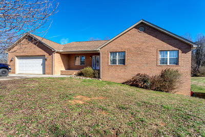 Blount County Single Family Home For Sale: 1916 Star Dust Way