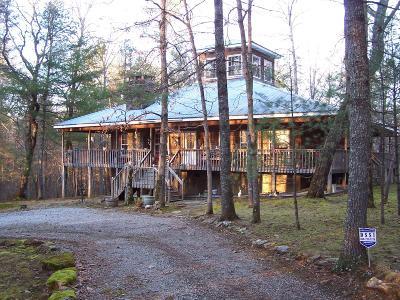Crossville Single Family Home For Sale: 557 Andrews Lane