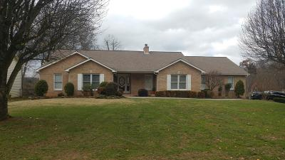 Powell Single Family Home For Sale: 279 Country Run Circle