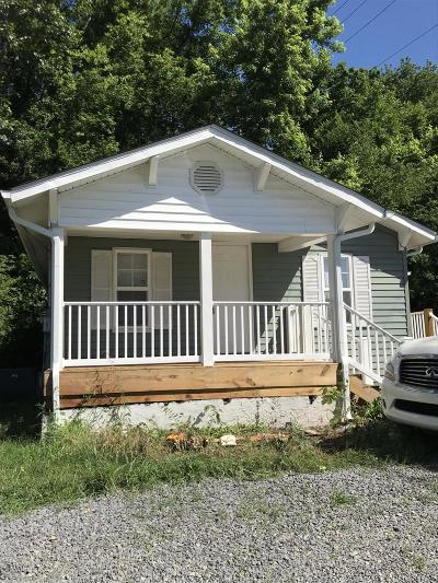 Knoxville Single Family Home For Sale: 219 Nash Rd