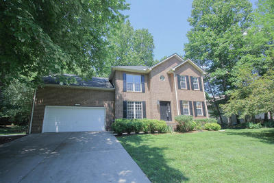 Knoxville Single Family Home For Sale: 5505 Oakside Drive