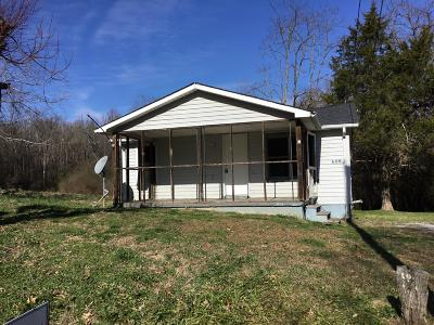 Blount County, Loudon County, Monroe County Single Family Home For Sale: 608 Cedar Valley Rd