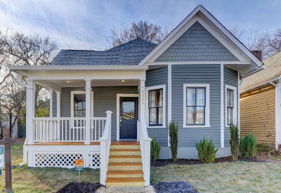 Knoxville Single Family Home For Sale: 1111 Harvey St