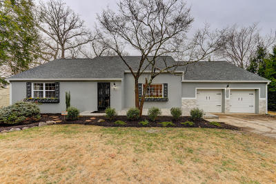 Knoxville Single Family Home For Sale: 3400 NE Kenilworth Lane