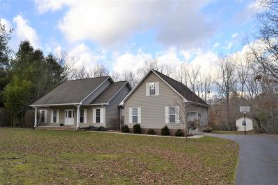 Crossville Single Family Home For Sale: 1115 Laurel Circle