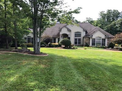 Fairfield Glade TN Single Family Home For Sale: $375,000