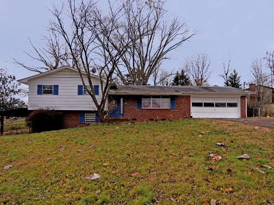 Knoxville Single Family Home For Sale: 505 Bridgewater Rd