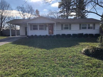 Knoxville Single Family Home For Sale: 9220 SW Guyot Drive