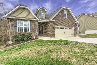 Knoxville Single Family Home For Sale: 3013 Maple Knot Lane