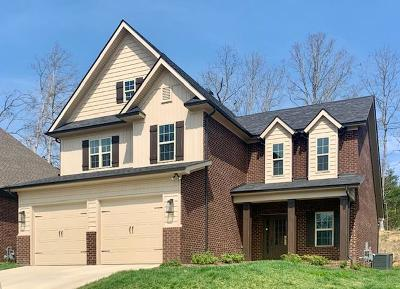 Knoxville Single Family Home For Sale: 1650 Sugarfield Lane
