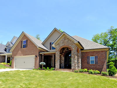 Knoxville Single Family Home For Sale: 1654 Sugarfield Lane
