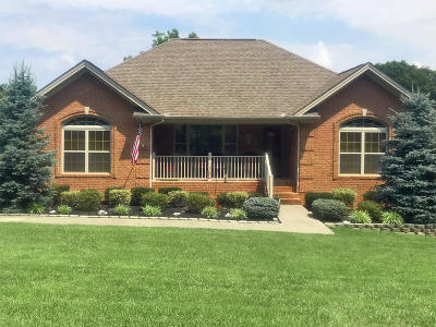 Jefferson City Single Family Home For Sale: 488 Stevens Rd