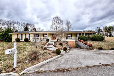 Campbell County Single Family Home For Sale: 109 Sunset Drive
