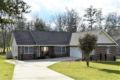 Fairfield Glade TN Single Family Home For Sale: $277,500