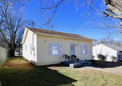 Sweetwater Single Family Home For Sale: 110 S Clark St