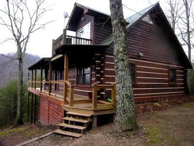 Tellico Plains Single Family Home For Sale: 109 Starrview Lane