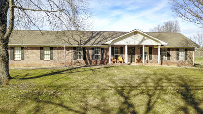 Maryville Single Family Home For Sale: 605 Grandview Drive