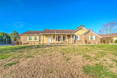 Anderson County, Campbell County, Claiborne County, Grainger County, Union County Single Family Home For Sale: 107 Artesia Drive