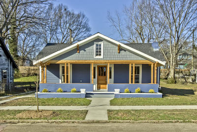 Knoxville Single Family Home For Sale: 1939 Woodbine Ave