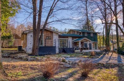 Gatlinburg Single Family Home For Sale: 4524 E Scenic Drive