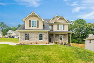 Knoxville Single Family Home For Sale: 9914 Hummingbird Lane