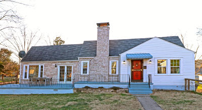 Knoxville Single Family Home For Sale: 3307 Orlando St