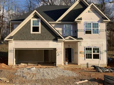 Knoxville Single Family Home For Sale: 9958 Hummingbird Lane