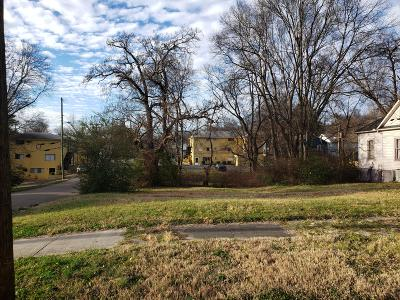 Knoxville Residential Lots & Land For Sale: 2301 Jefferson Ave