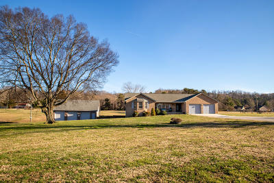 Friendsville Single Family Home For Sale: 340 Vernie Lee Rd
