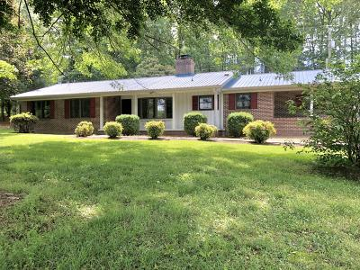 Andersonville Single Family Home For Sale: 912 Hillvale Rd