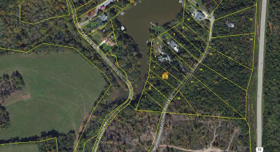 Loudon County, Blount County, Monroe County Residential Lots & Land For Sale: Lot 4 Bat Creek Shores Lane