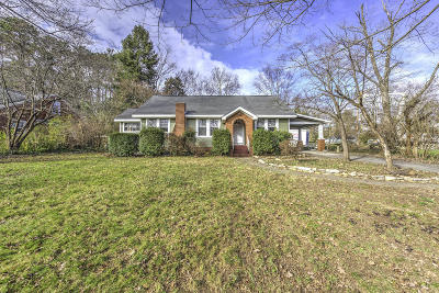 Knoxville Single Family Home For Sale: 703 Midlake Drive