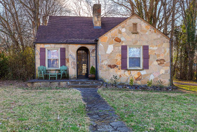 Knoxville Single Family Home For Sale: 2709 Fairview St