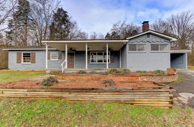 Knoxville Single Family Home For Sale: 2941 Old Maryville Pike