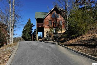 Sevierville Single Family Home For Sale: 1665 Mountain Lodge Way