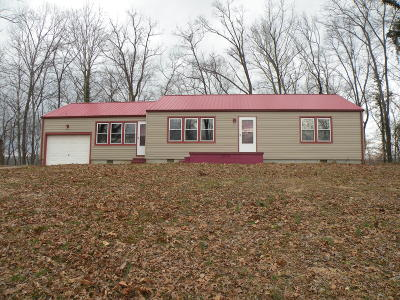 Knoxville Single Family Home For Sale: 115 Abner Cruze Rd