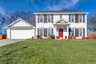 Knoxville Single Family Home For Sale: 2827 Fawnridge Lane
