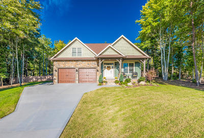 Lenoir City Single Family Home For Sale: 580 Sycamore Way