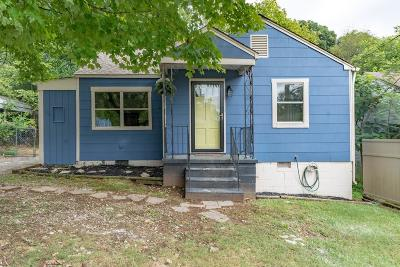 Knoxville Single Family Home For Sale: 2412 NE Amber St