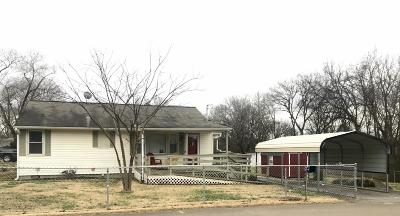 Maryville Single Family Home For Sale: 431 Arnold St