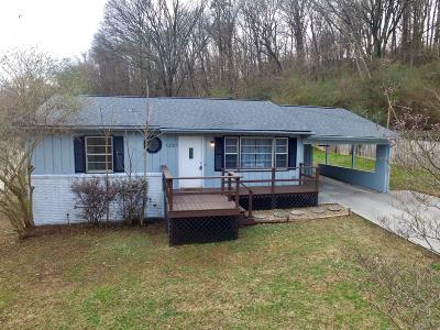 Knoxville Single Family Home For Sale: 1201 Baker Ave