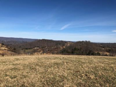 Anderson County, Campbell County, Claiborne County, Grainger County, Hancock County, Hawkins County, Jefferson County, Union County Residential Lots & Land For Sale: 0 Cantwell Valley