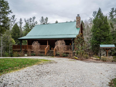Single Family Home For Sale: 321 High Point Rd