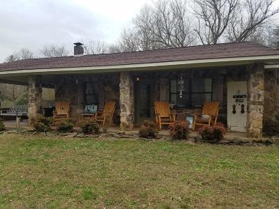 Single Family Home For Sale: 400 Griffith Branch Rd