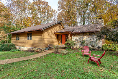Knoxville Single Family Home For Sale: 6705 Cate Rd
